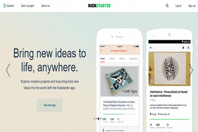 Τι αλλάζει στο Kickstarter;
