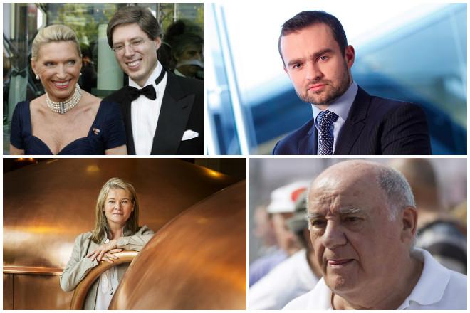 Νέα λίστα: Αυτοί είναι οι πλουσιότεροι άνθρωποι της Ευρώπης για το 2017