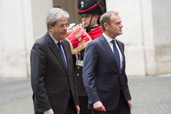 Μήνυμα της Ιταλίας στην Κομισιόν: Δεν θα εφαρμόσουμε κι άλλη λιτότητα
