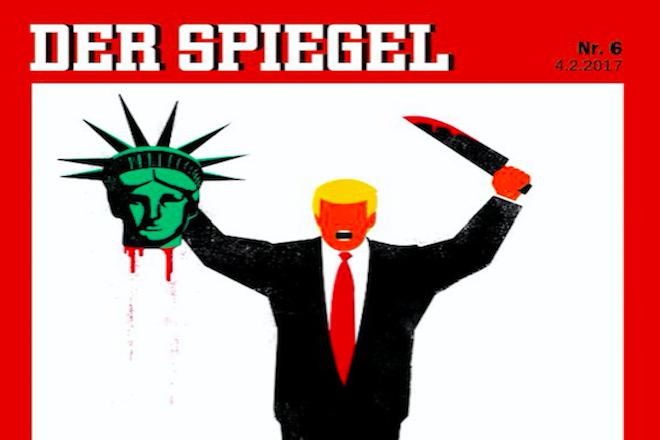Der Spiegel: Ο αποκεφαλισμός της Δημοκρατίας