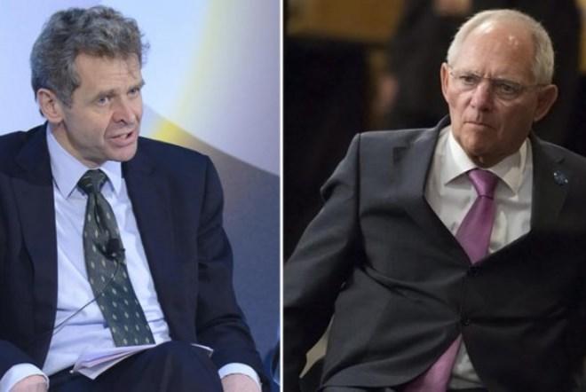 «Μυστική» συμφωνία Τόμσεν – Σόιμπλε για έξοδο του ΔΝΤ