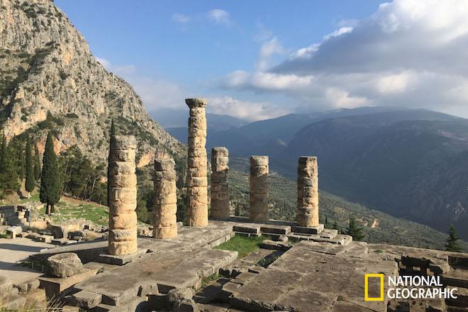 Το Νational Geographic παρουσιάζει τη σειρά- ντοκιμαντέρ «THE GREEKS»