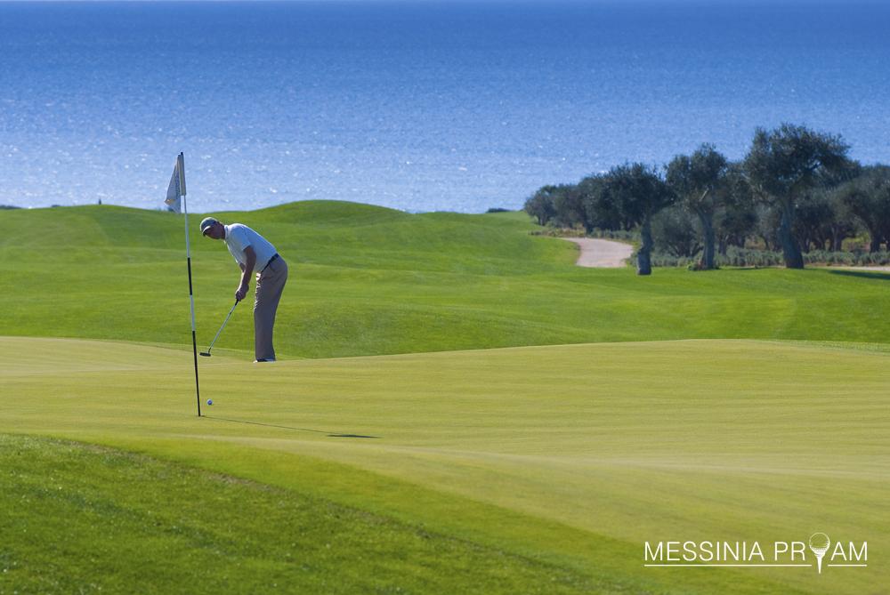 Η αντίστροφη μέτρηση για το διεθνές τουρνουά golf Messinia Pro-Am άρχισε!