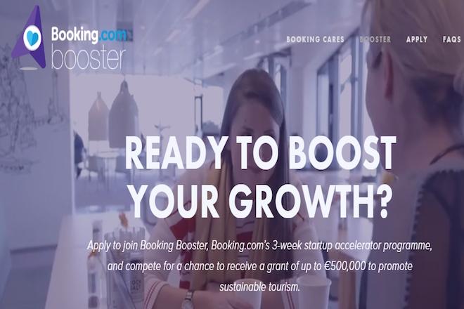 Το Booking δημιούργησε ένα πρόγραμμα επιτάχυνσης για «πράσινες» startups