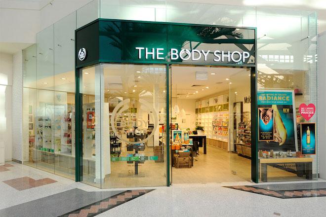 Πωλούνται τα The Body Shop;