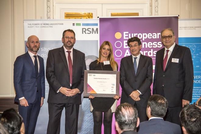 Η Λουξ περνά στη δεύτερη φάση του διαγωνισμού European Business Awards