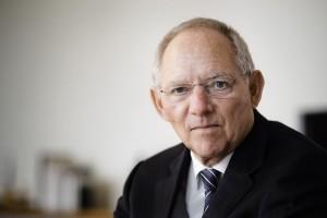 Dr. Wolfgang Schäuble, Bundesminister der Finanzen