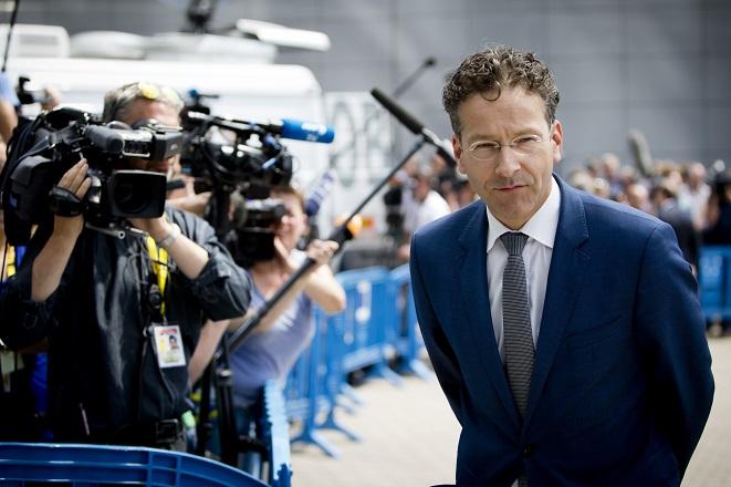 Ντάισελμπλουμ: Η θέση μου ως επικεφαλής του Eurogroup ισχύει έως το 2018