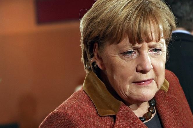 Μια μονάδα χωρίζει τη Μέρκελ από τον Σουλτς –  «Θα την ρίξει;» διερωτάται το Der Spiegel
