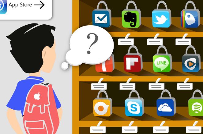 Έρευνα: Οι περισσότεροι χρήστες smartphone δεν ξοδεύουν τίποτα για τα downloads εφαρμογών