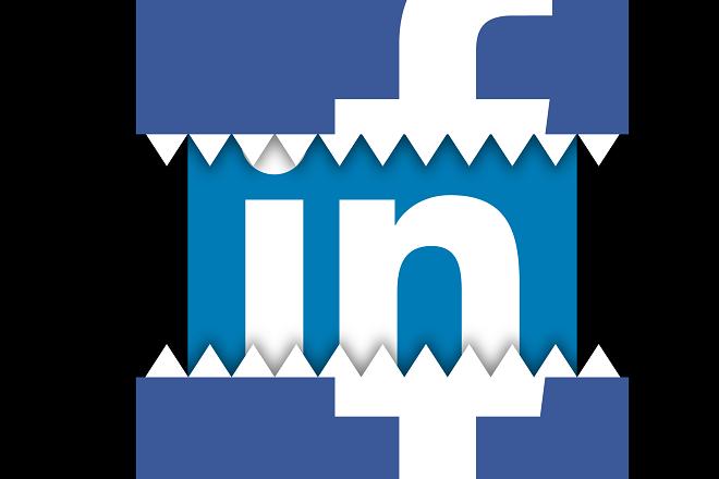 Το Facebook έβαλε «στο μάτι» και το LinkedIn