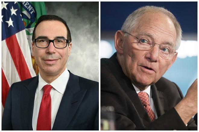 Γερμανία και ΗΠΑ «δίνουν τα χέρια» για συνεργασία
