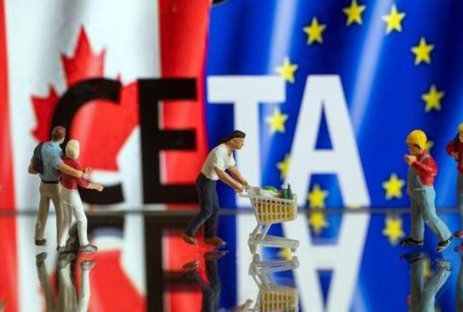 Και εγένετο «Καναδική φέτα» με τη βούλα της CETA