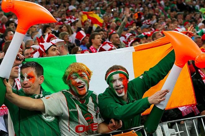Οι Ιρλανδοί σπάνε τις παραδόσεις