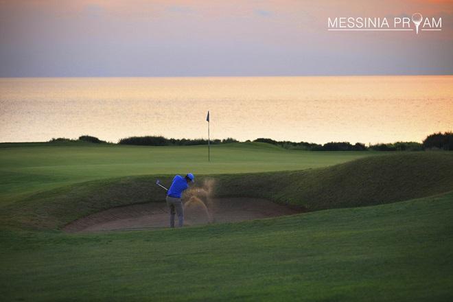 Το 1ο  διεθνές τουρνουά golf της Costa Navarino είναι γεγονός