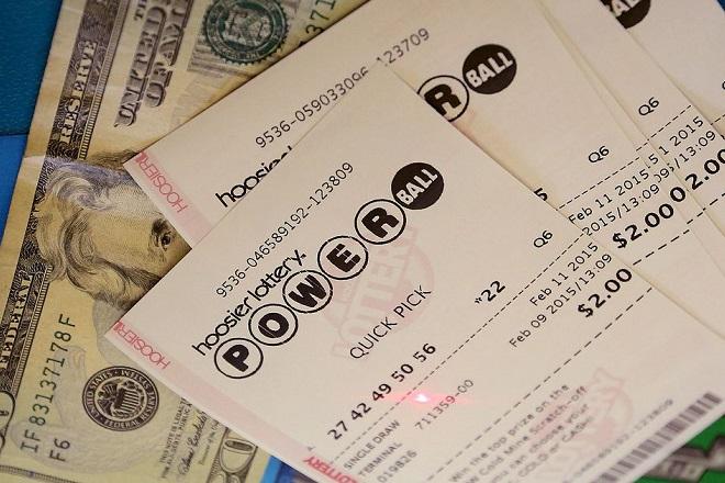 Ένας υπερτυχερός κέρδισε 435 εκατ. δολάρια στο λαχείο