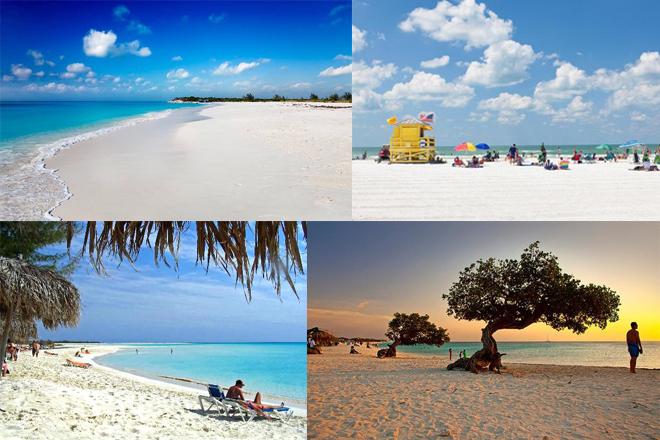 Στις καλύτερες παραλίες του κόσμου και μια ελληνική