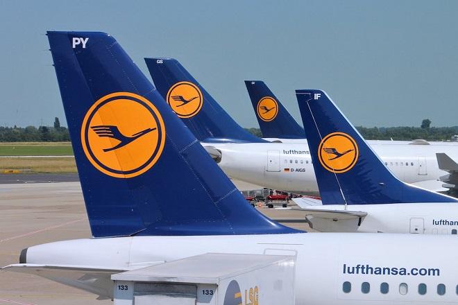 Γερμανικό «φλερτ» για την Alitalia: 500 εκατ. δίνει η Lufthansa