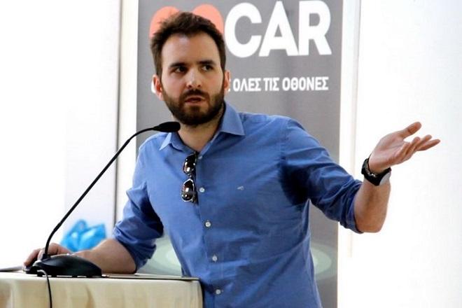 Ο Έλληνας αεροδυναμιστής της McLaren Γιώργος Σίμος