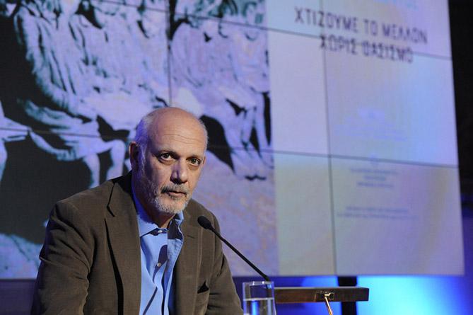 Πρόεδρος του «Κέντρου Πολιτισμού Ίδρυμα Σταύρος Νιάρχος» ο Γιώργος Κιμούλης