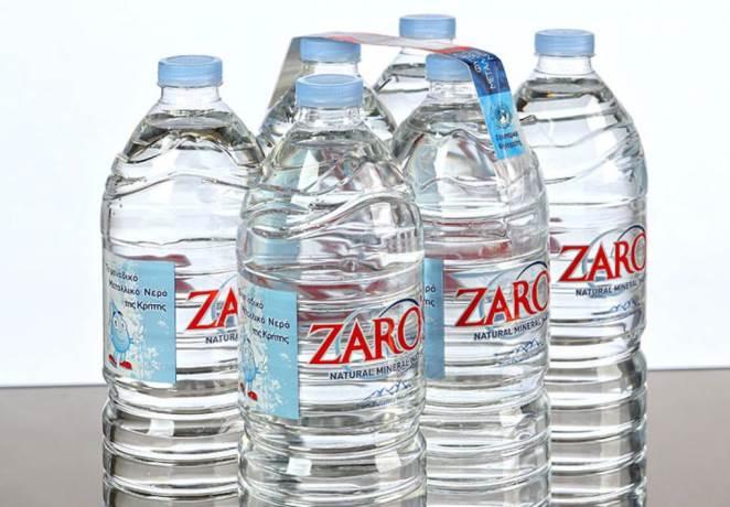 To καλύτερο εμφιαλωμένο νερό του κόσμου βγαίνει στην Κρήτη!