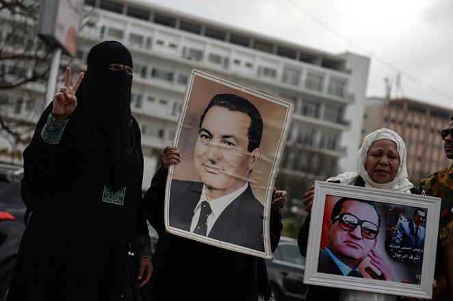 Οριστικά αθώος ο Χόσνι Μουμπάρακ για τις δολοφονίες διαδηλωτών το 2011