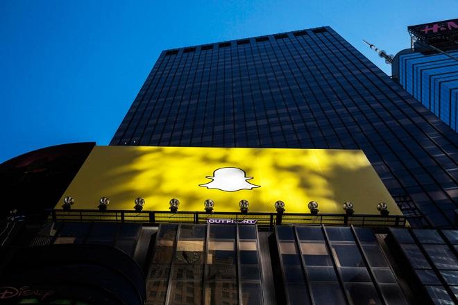 Εντυπωσιακό ντεμπούτο της Snap INC στη Wall Street