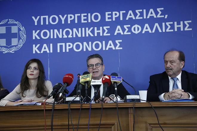 Πρωτοφανής κόντρα για τον υπολογισμό των συντάξεων μεταξύ ΕΛΣΤΑΤ και υπουργείου Εργασίας
