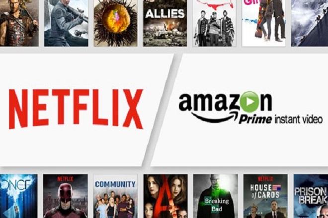 Amazon και Netflix στρέφονται δυναμικά στoν κινηματογράφο