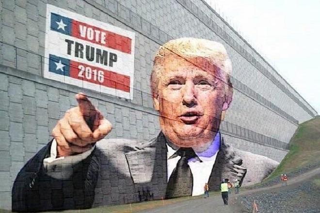 Ο Τραμπ παίρνει πίσω την απαίτηση χρηματοδότησης του τείχους με το Μεξικό