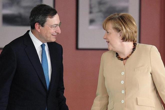 Η Γερμανία επωφελήθηκε περισσότερο από την κρίση και τα μέτρα στήριξης του Ντράγκι