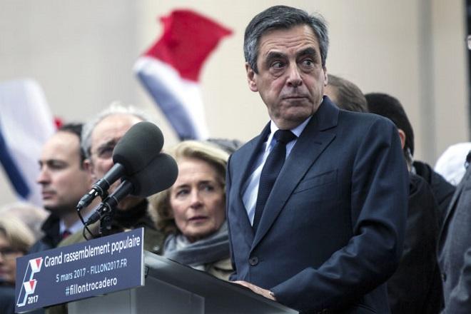 Ξανά στο «μάτι» των γαλλικών αρχών ο Φιγιόν