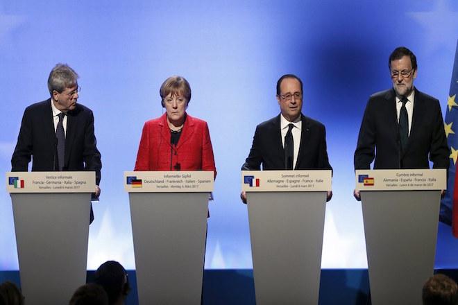 Γιατί η Ευρώπη πολλών ταχυτήτων μοιάζει με αυταπάτη