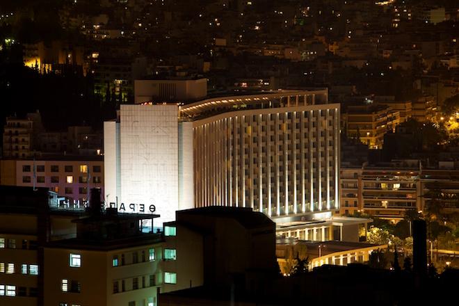 Kορυφαίο business ξενοδοχείο στην Ελλάδα για 4η συνεχόμενη χρονιά το Hilton Αθηνών