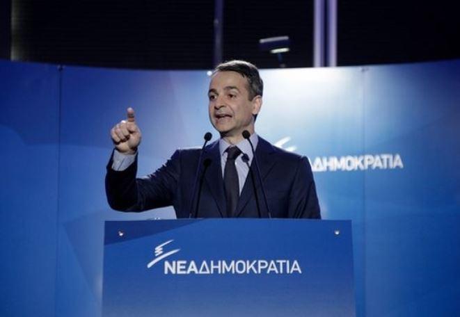 Μητσοτάκης: «Φορολογικό τσουνάμι» γονατίζει τους Έλληνες