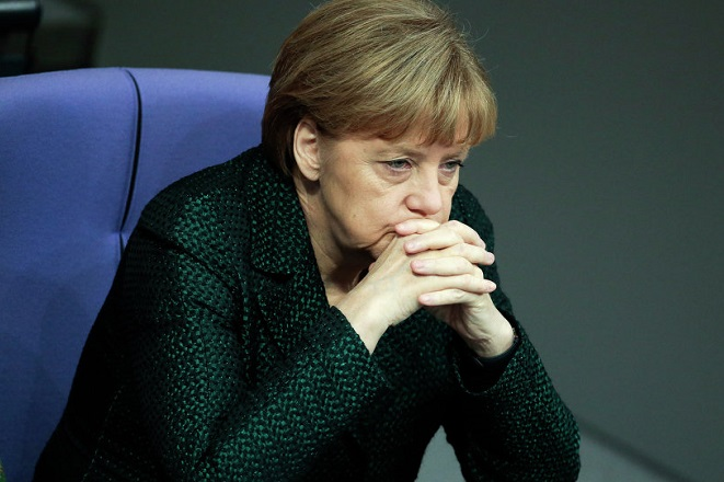 «Η Γερμανία είναι δεσμευμένη στην ΕΕ» καθησυχάζει η Μέρκελ τους Ευρωπαίους