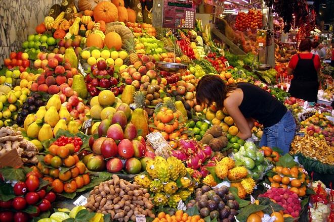 Προς ρεκόρ όλων των εποχών οδεύουν οι εξαγωγές φρούτων και λαχανικών