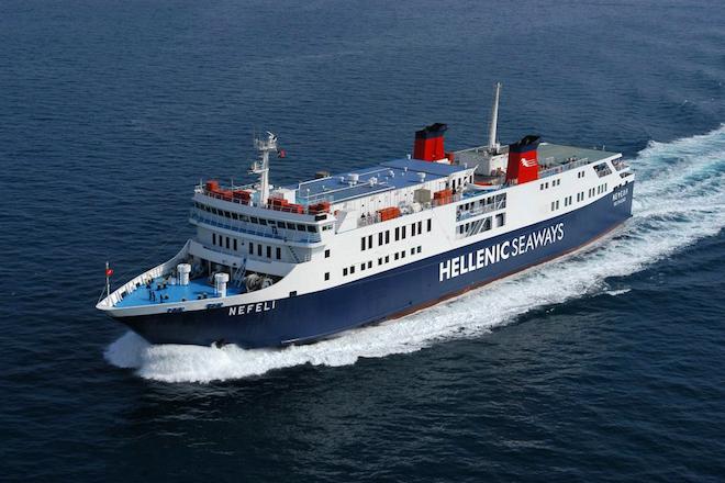 Ποιοί είναι οι «μνηστήρες» για την αγορά του 40,5% της Hellenic Seaways