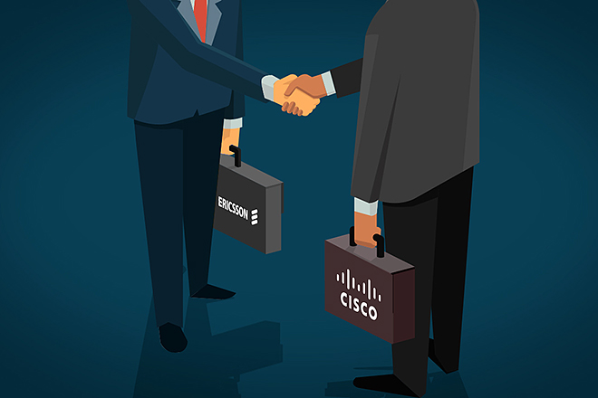Cisco και Ericsson αλλάζουν για πάντα τον τρόπο με τον οποίο εργαζόμαστε