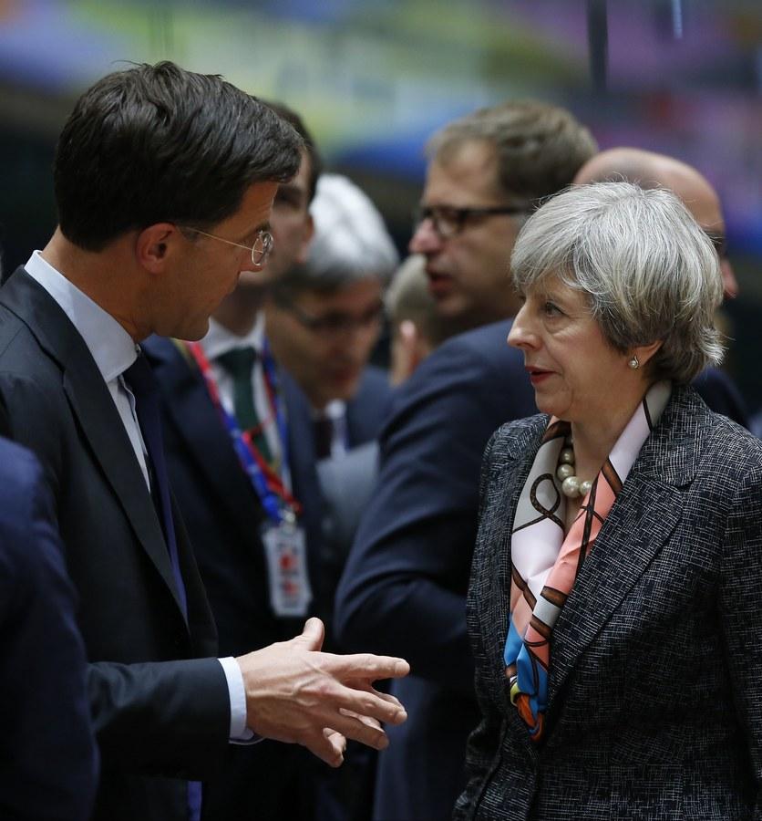 Στο τραπέζι των Ευρωπαίων ηγετών το Brexit και οι εξελίξεις στη Βρετανία