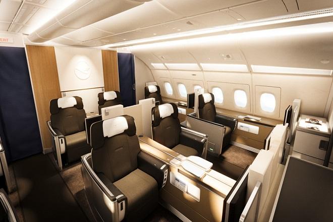 Αυξημένα τα καθαρά κέρδη της Lufthansa