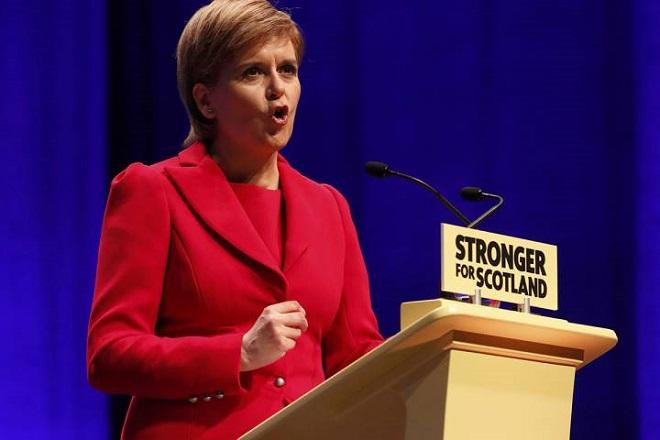 Νέο δημοψήφισμα για το Brexit θα ζητήσει η Σκωτία-Το μήνυμα της Νίκολα Στέρτζον