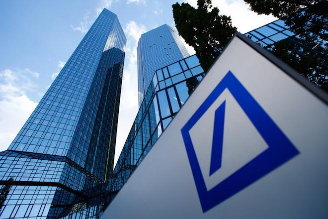 Η Deutsche Bank πουλάει 50 δισ. δολάρια ενεργητικό στη Goldman Sachs