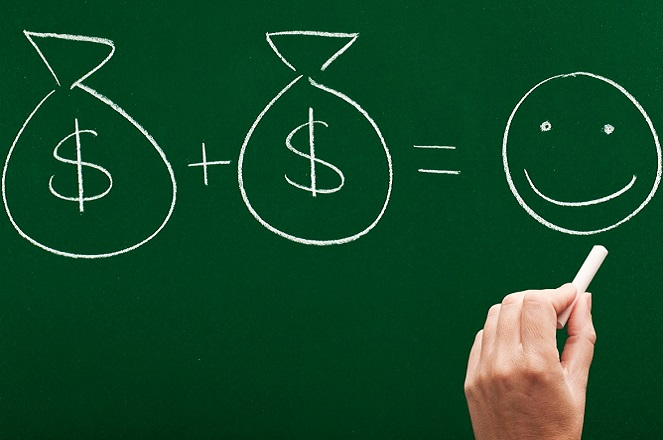 Να γιατί τα χρήματα δεν αγοράζουν την ευτυχία