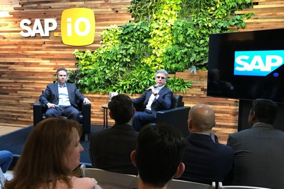 SAP: Νέο fund για επενδύσεις 35 εκατ. δολαρίων σε early stage startups