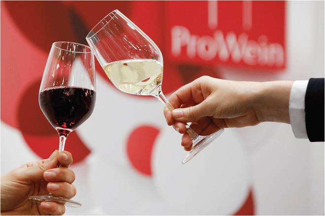 Δυναμική παρουσία της Ελλάδας στη διεθνή έκθεση κρασιών Prowein 2017