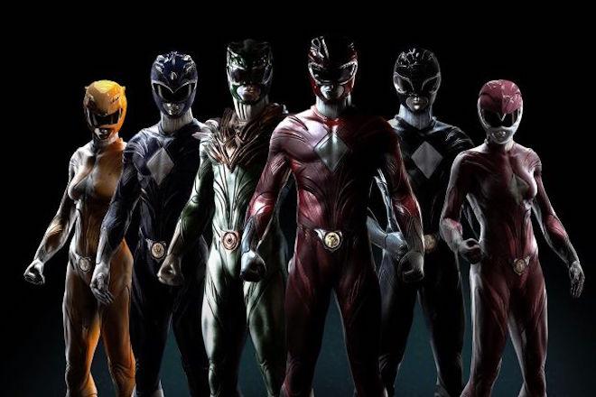 Power Rangers – Η μεγάλη επιστροφή