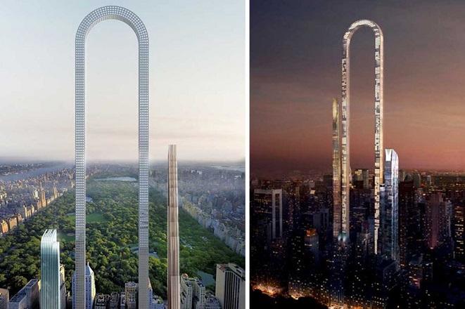 Ο Έλληνας αρχιτέκτονας που σχεδίασε το ψηλότερο κτίριο του κόσμου