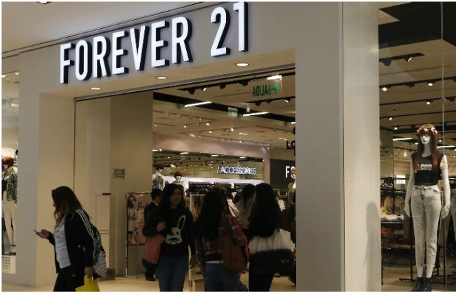 Forever 21: Η αμερικανική αλυσίδα κάνει πρεμιέρα στην Αθήνα
