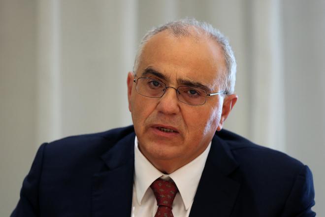 Ανώτατη τιμητική διάκριση της Ιεράς Αρχιεπισκοπής Αθηνών στον Πρόεδρο της Eurobank